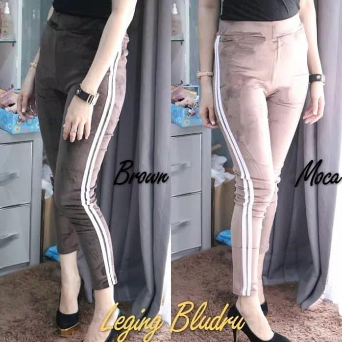 Jual Fashion Wanita Bawahan Celana Legging Pant Leging Kulot Celana Brown Kota Bandung Sarung Tenun Bandung Tokopedia