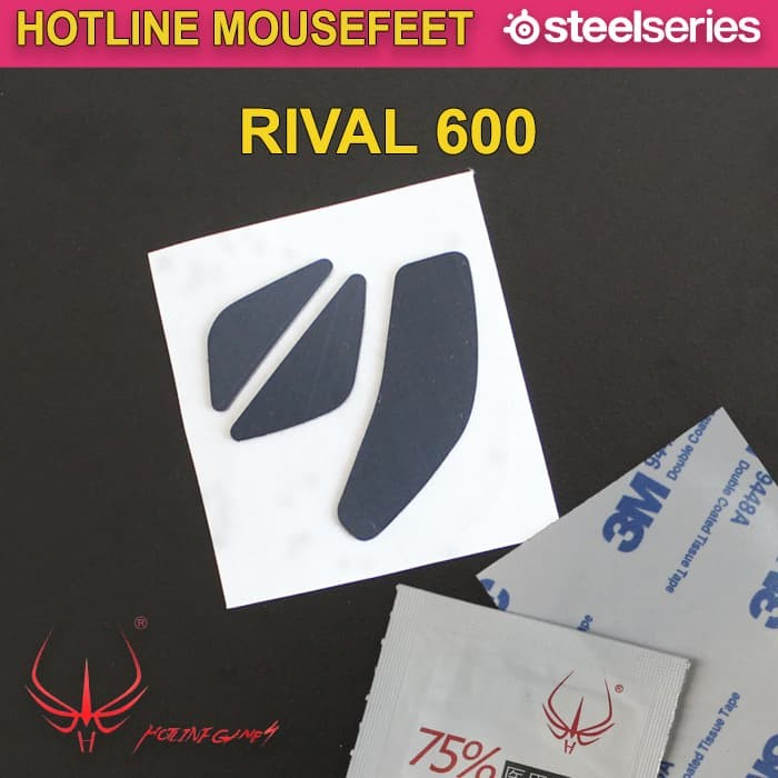 d91d3c9a4ec Jual Mousefeet Steelseries Rival 600 - Igamerworld Store Sby | Tokopedia