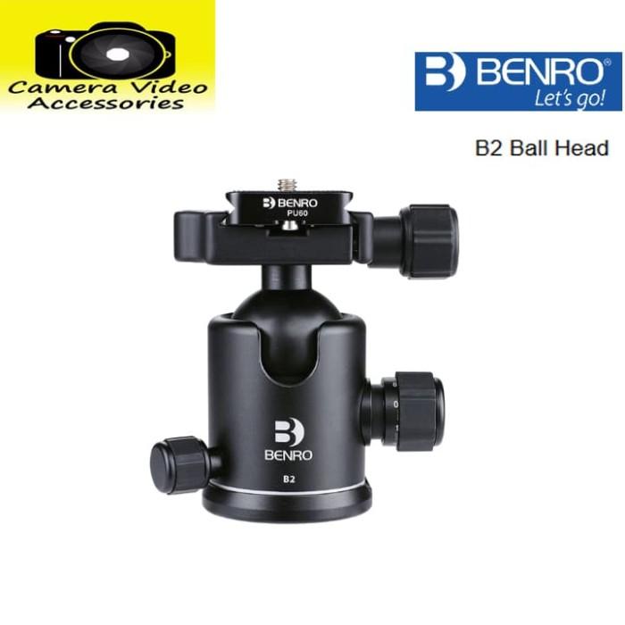 harga Benro professional ballhead b2 Tokopedia.com