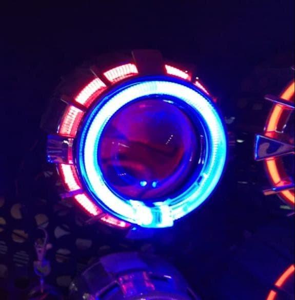 harga Projector Hid New Aes Kristal - Adhesi Blanja.com