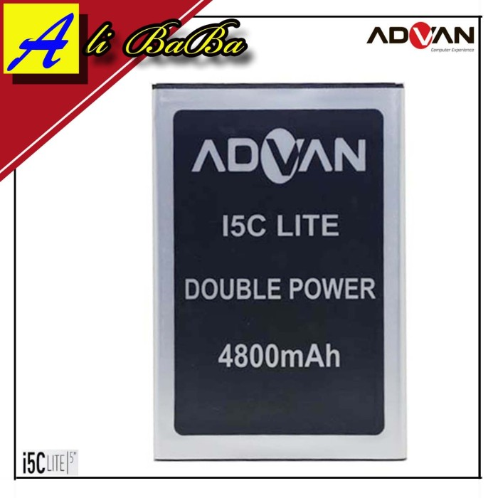 harga Baterai handphone advan i5c lite 4g lte 5 inch double power advan batu Tokopedia.com
