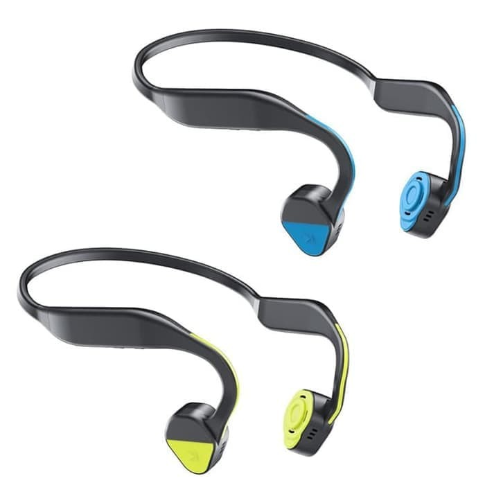 harga Wiwu gl100 scorpio bluetooth bone conduction headphone Tokopedia.com