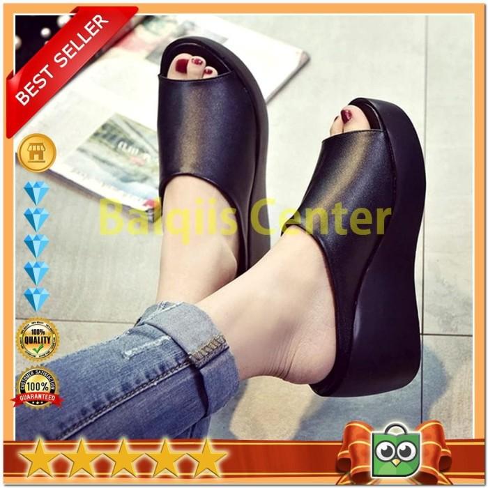Sepatu Sandal Wanita Sandal Wanita Wedges Sandal Selop Wanita Terbaru