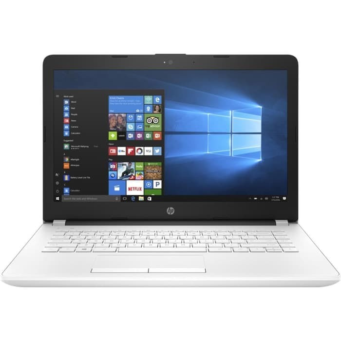 "HP Notebook 14-BS706TU - I3 6006U-4GB-500GB-14""HD-WIN10-WHITE"
