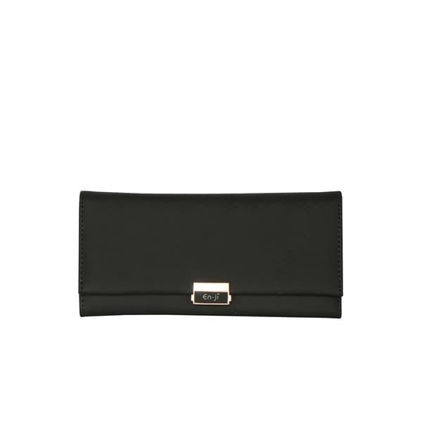 En-ji by palomino nisaka wallet - black