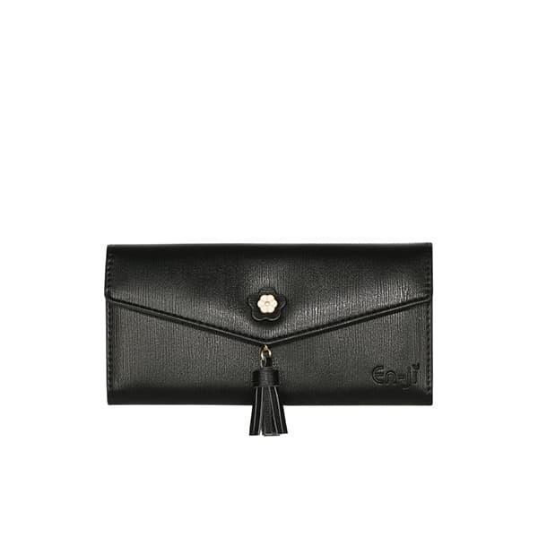 En-ji by palomino roan wallet - black