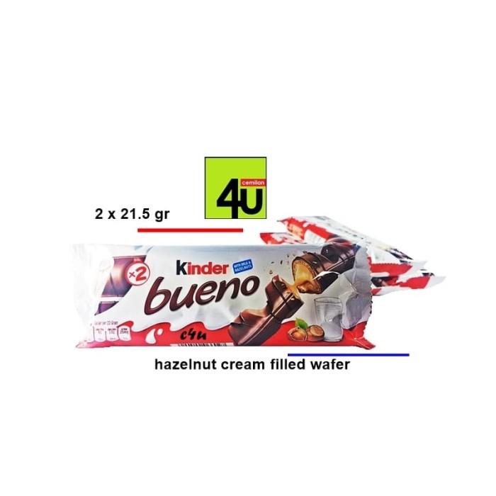 Kinder - Kinder Bueno 2x - Blanja.com