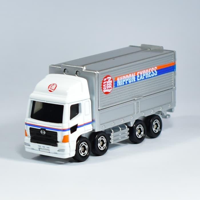 77 Hino Profile Nippon Express Truck TOMICA No