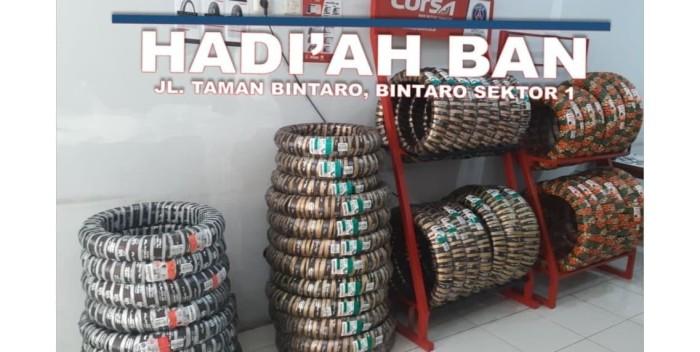Limited Ban Motor Matic Soft Compound Corsa Platinum R46 90 80 14 pen