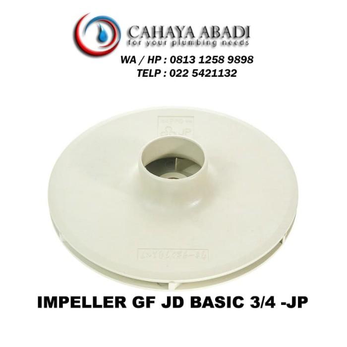 Foto Produk GROSIR - KIPAS IMPELLER - GF - JD BASIC 3 DAN 4 - JP dari CAHAYA ABADI TKI