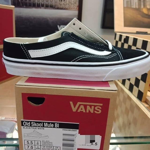 Jual Vans Old Skool Mule DKI Jakarta Shopby_inc Tokopedia  Tokopedia