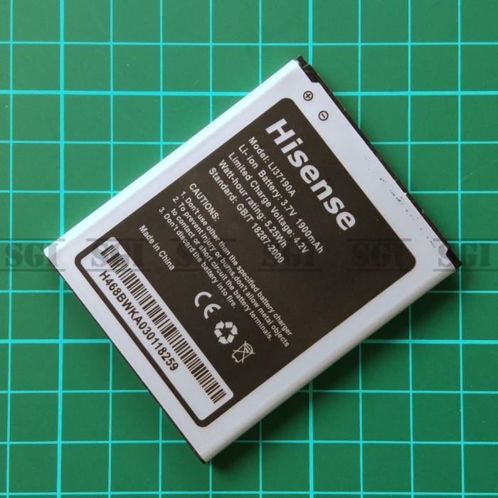 Baterai Smartfren Andromax Qi U2 E2 Plus Original OEM TAM Batre Batrai