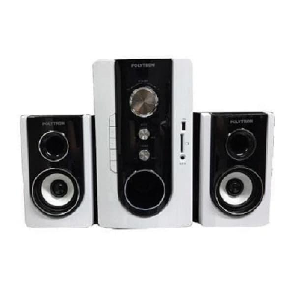 polytron pma 9300 speaker putih / emas