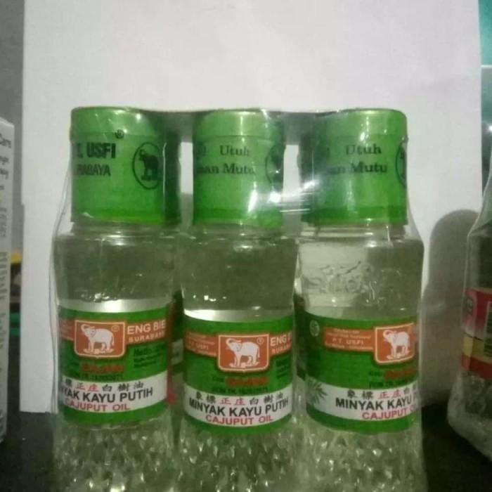 Minyak Kayu Putih Cap Gajah 30ml