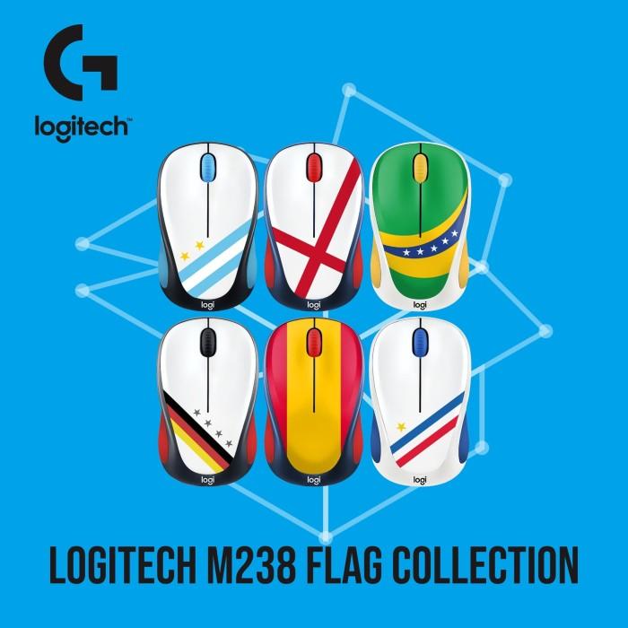 a4cb818b795 Jual Logitech Wireless Mouse M238 Fan Collection #Stockroom - SPAIN ...