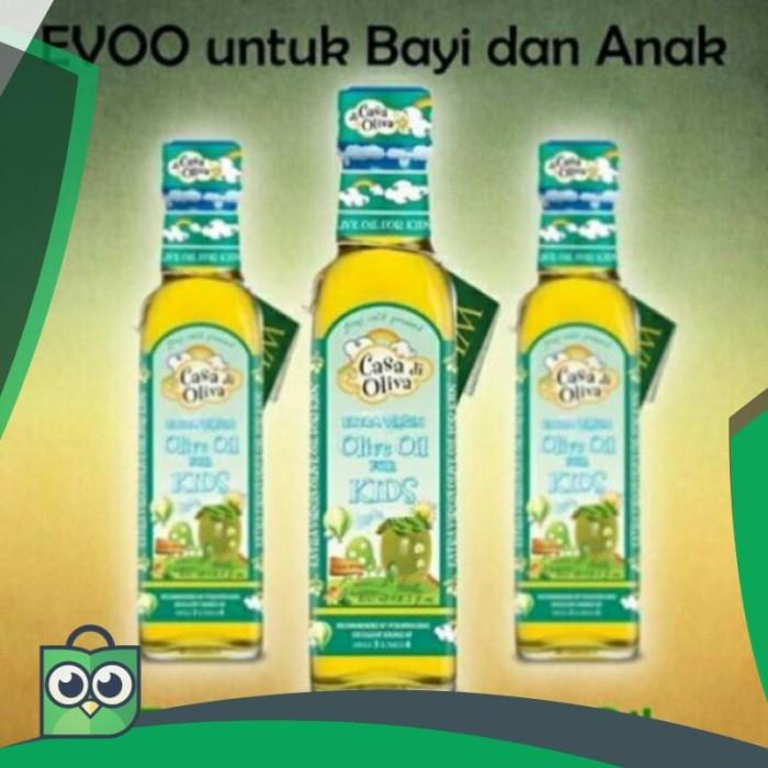 Foto Produk Casa Di Oliva Extra Virgin Olive Oil for Kids evoo dari Anggis Shop.ID