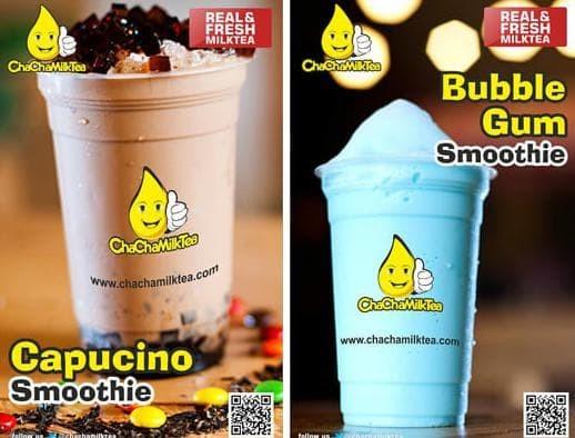 Powder Bubble drink Rasa Bubble Gum - Bubuk Minuman Bubble Gum 1 kg