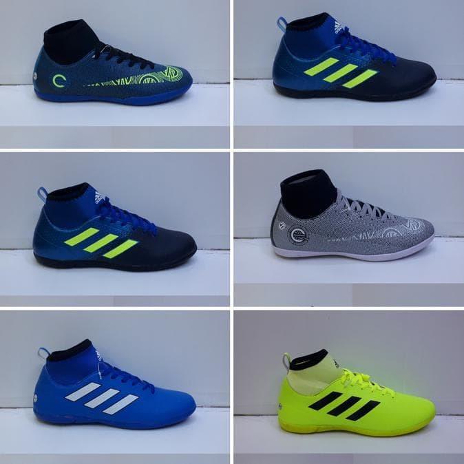 Sepatu Futsal Predator Tanggo18 Ic Murah Berkualitas Import ... 72f6c5b575