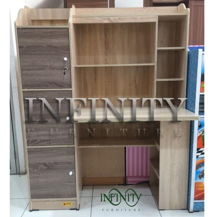 Jual Meja Belajar Mbb 3033 Kota Tangerang Infinity Furniture Tokopedia