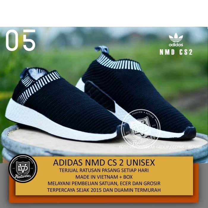 Jual ADIDAS NMD CS2 IMPORT Sepatu Running Pria Wanita Lari Jogging ... bbcba1746c