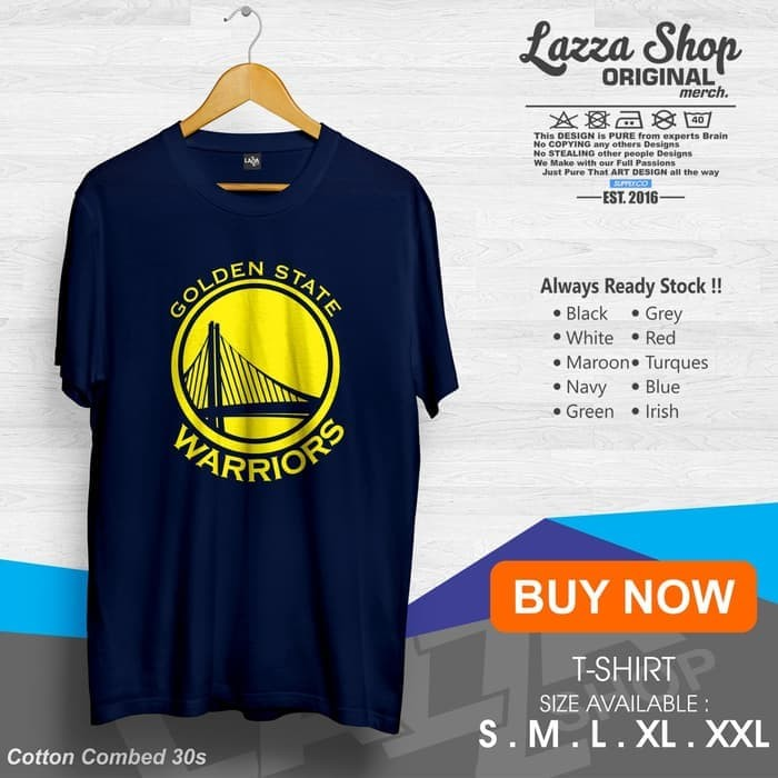 brand new 2ecd1 b3a5c Jual Kaos / Baju / Tshirt basket Golden State Warrior NBA Distro Keren - -  Kota Banjar - ichikiwir77 | Tokopedia