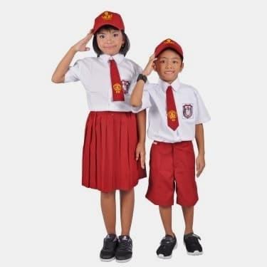 Jual PROMO! Setelan Seragam Sd, seragam merah putih