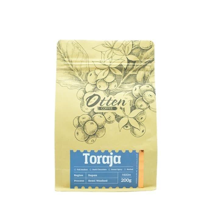 kode C319 Otten Coffee Arabica Toraja Sapan 200g