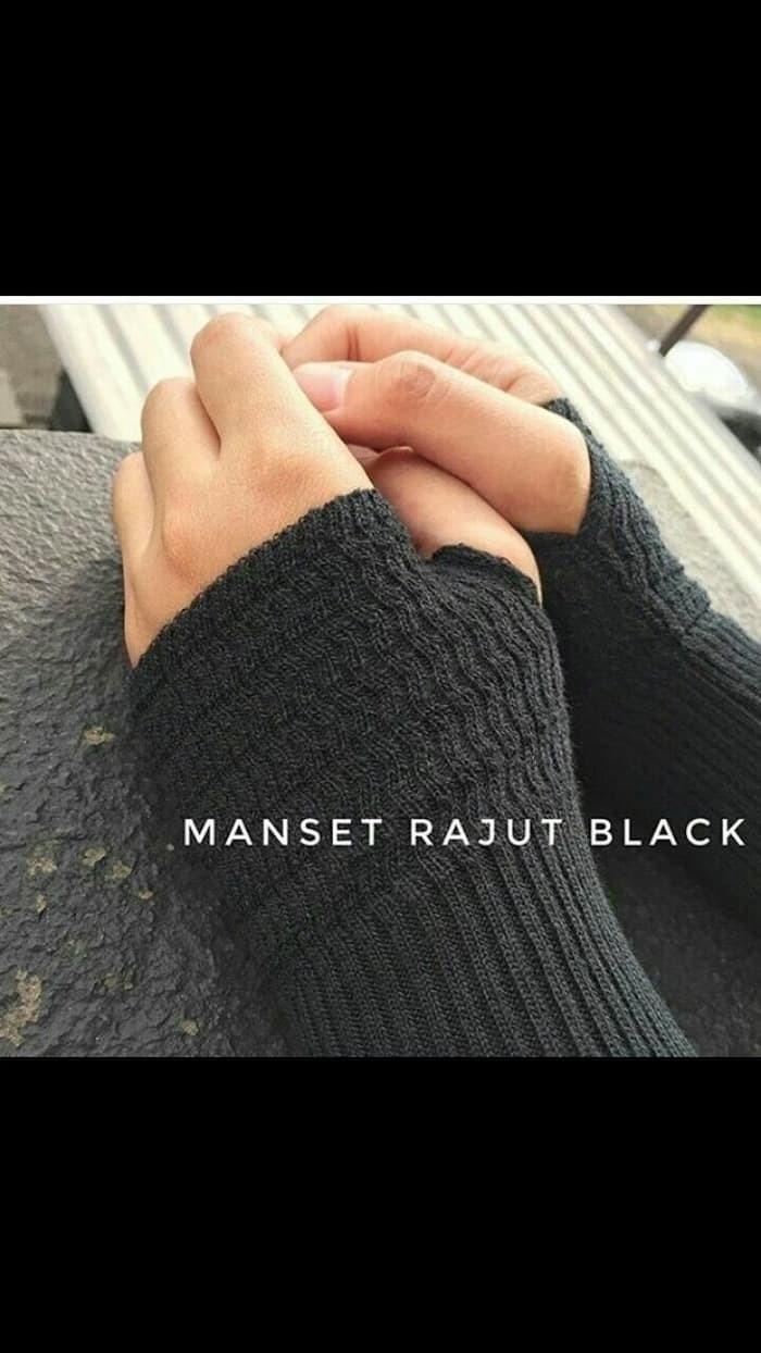 Hand Shock Rajut/handshock/manset Rajut - Blanja.com