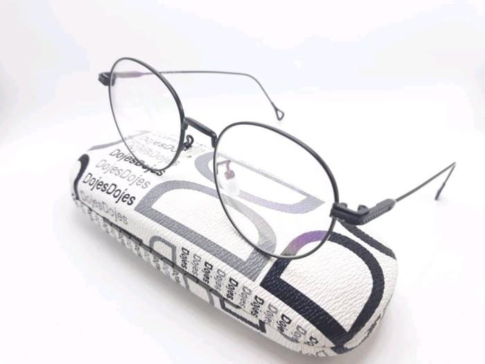 Jual GRATIS LENSA frame kacamata bulat besi Murah - Brand shop77 ... a81573f955
