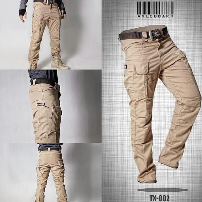 harga Celana panjang pria tactical blackhawk army cargo mocca 28-40 terlaris Tokopedia.com