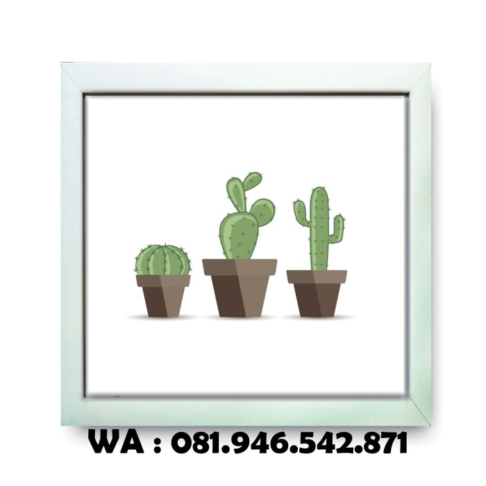 photograph relating to Printable Poster known as Jual Wall Decor Printable - Poster Kaktus - Poster Zwart Wit Cactus - Kota Malang - Fusagi Tokopedia
