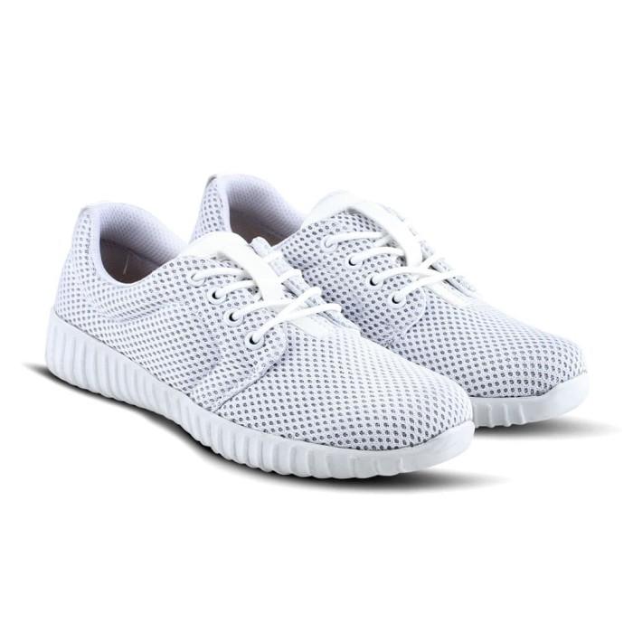 Sepatu Sneakers Wanita Varka V 384 Sepatu Slip On Casual Flat Santai - Blanja.com