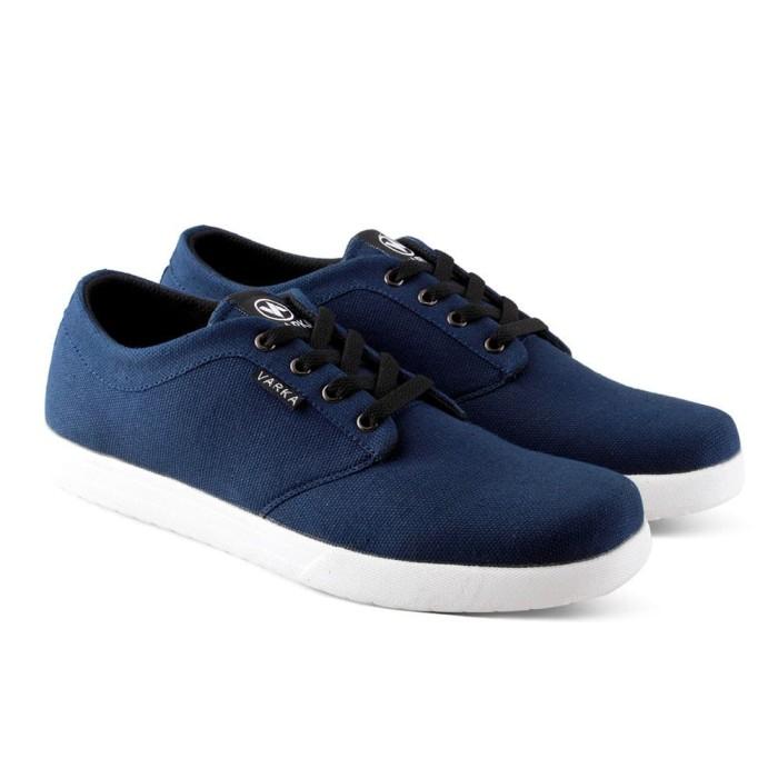 Sepatu Sneakers Pria Varka V 525 Sepatu Kets Kasual Sepatu Santai - Blanja.com