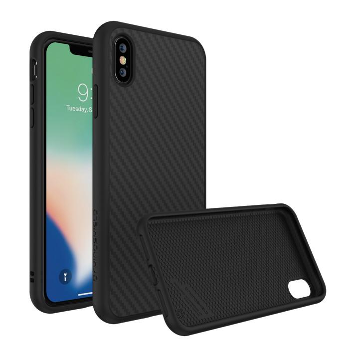Foto Produk RhinoShield SolidSuit iPhone Xs / X Case - Carbon Fiber dari Spigen Indonesia