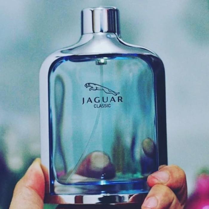 Jual Parfum Jaguar Classic Blue 100ml - Jakarta Barat - Perfume Original Garansi | Tokopedia