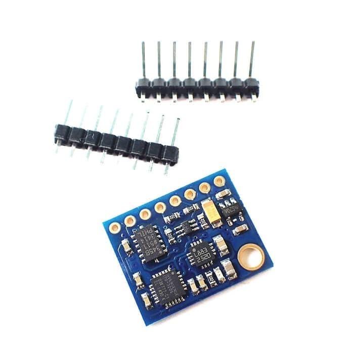 harga Gy-951 ahrs 9dof atmega328 itg3205 adxl345 hmc5883l module 9-axis Tokopedia.com
