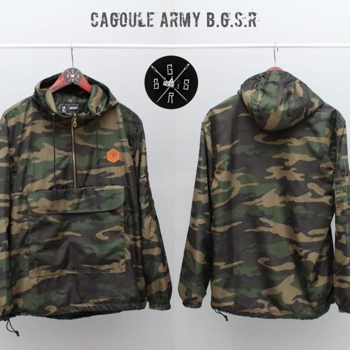 c44873eeb5a Jual Jaket pria cagoule army original bgsr - Kota Bandung - fashion ...