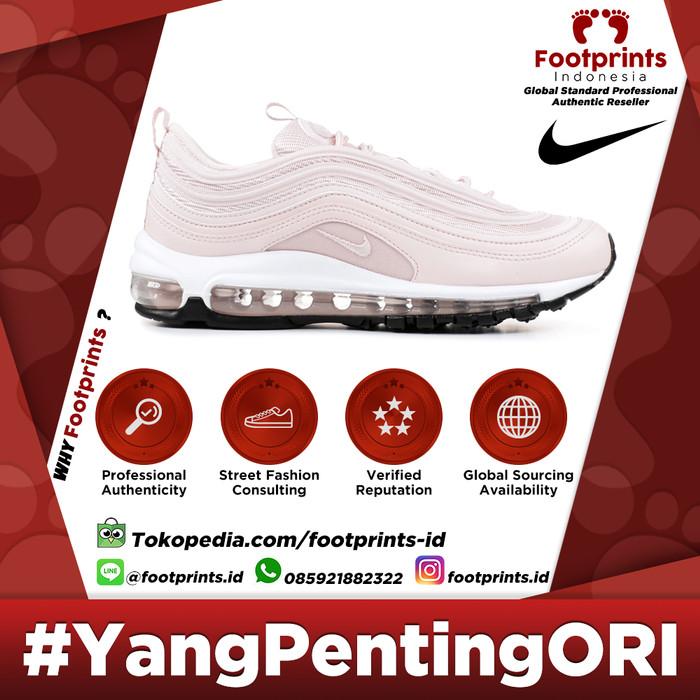 Jual Nike Air Max 97 Rose Pink 100% Original Sneakers Jakarta Pusat Footprints Indonesia | Tokopedia