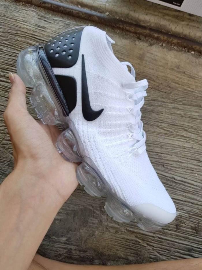san francisco 18e10 39edb Jual Premium Nike Vapormax Flyknit 2.0 white black reverse orca Size 40-44  - Jakarta Selatan - ushoess | Tokopedia