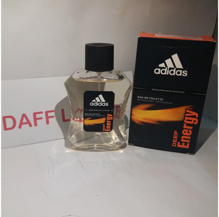 buscar original numerosos en variedad nueva lanzamiento Jual Decant Parfum Adidas Deep Energy - Jakarta Timur - Daff ...