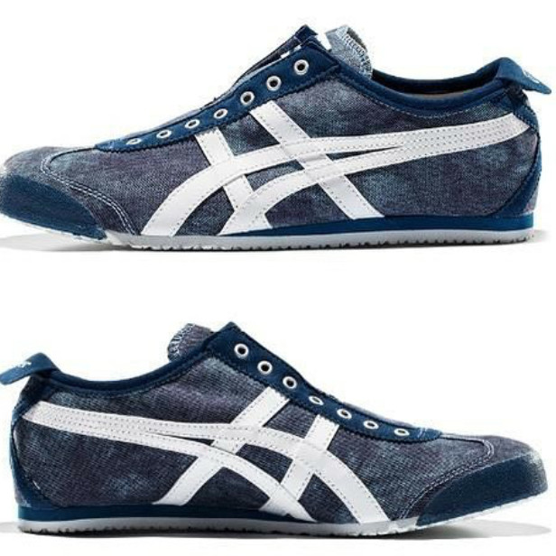 low priced 9d7a4 65a1a netherlands asics onitsuka tiger mexico 66 denim blue 41dc3 ...