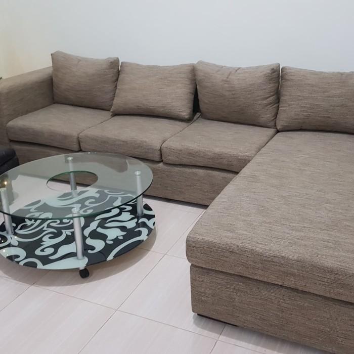 Jual Sofa Vinoti Type Tribeca L Shape Mewah Dijual 1 3 Harga Murah