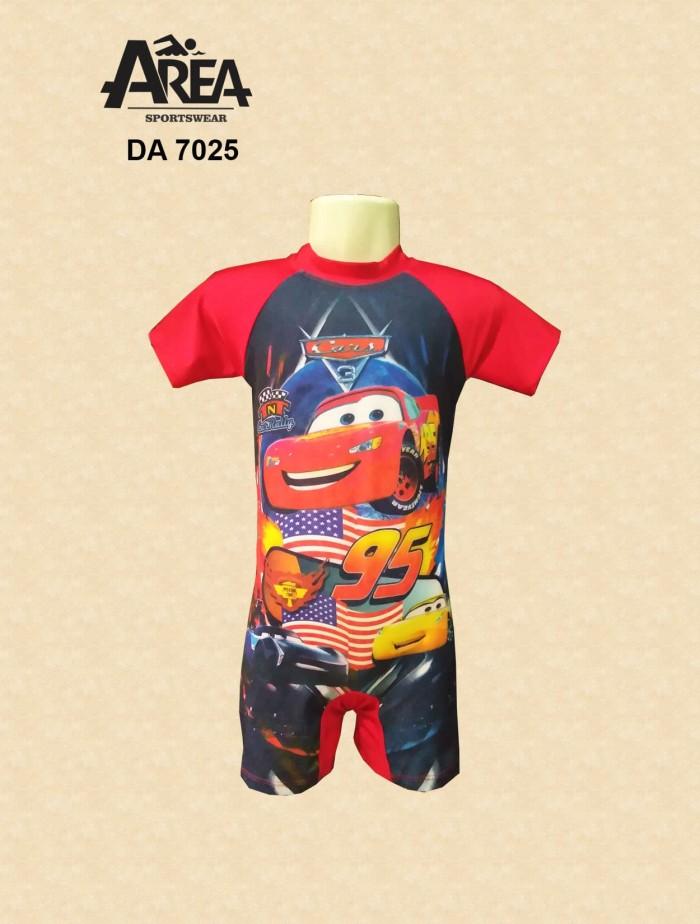 Baju renang anak laki / cowok 2-6 tahun karakter