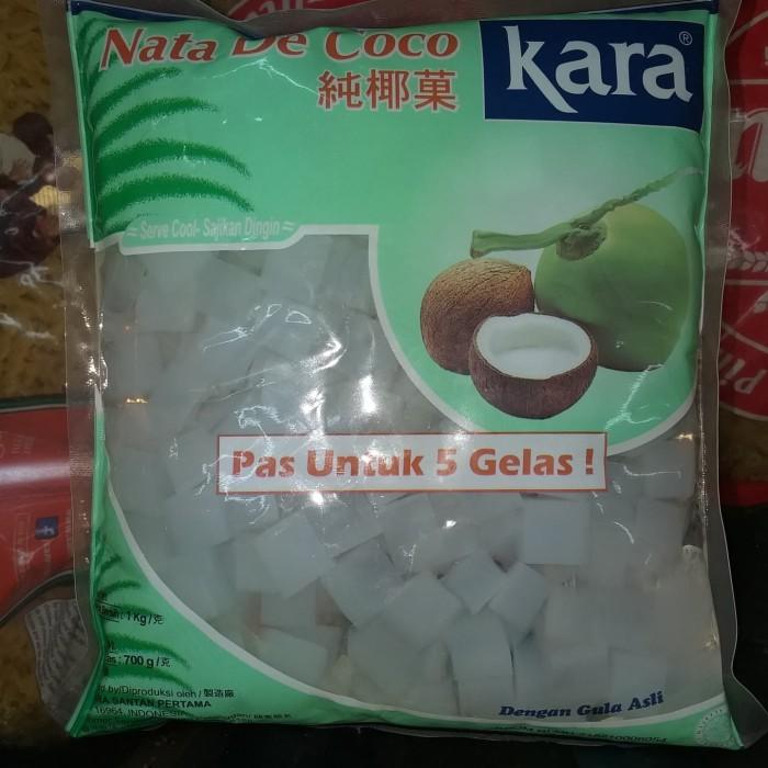nata de coco kara 1kg