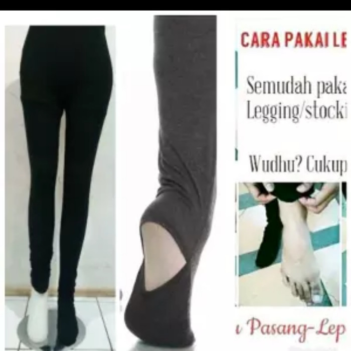 Jual Celana Legging Muslimah Harga Murah Ukuran Xl Fit To Xxl Kab Bogor Fathia Shop Online Tokopedia
