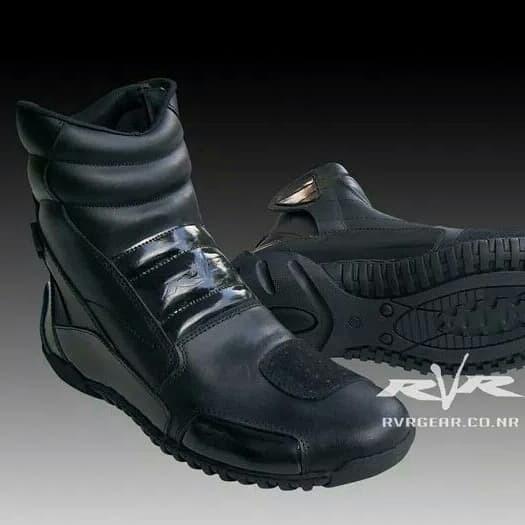 Jual Sepatu Bikers RVR Rescape V2 Black - TMMOTO DOT NET  66545c30fc