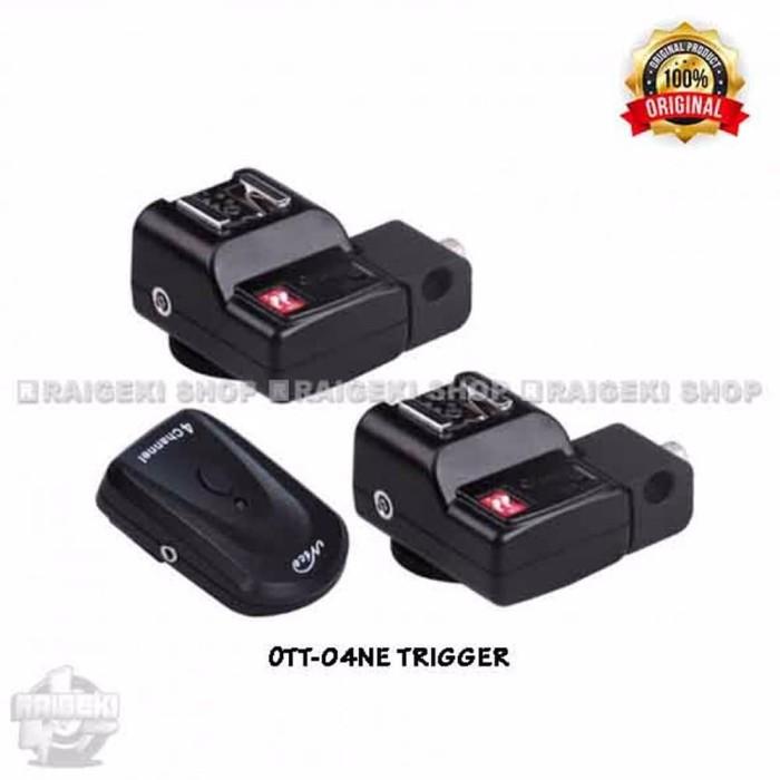 PROMO Qianite Wireless Trigger OTT 04NE Original HOT PRODUCT