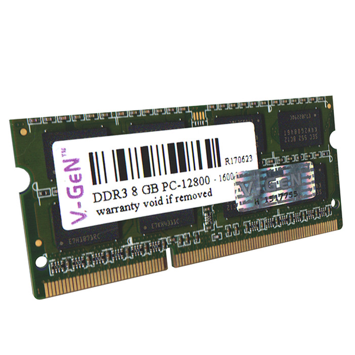V GEN SODIMM DDR3 8GB PC12800 Memory RAM Notebook Laptop 8 GB DDR .