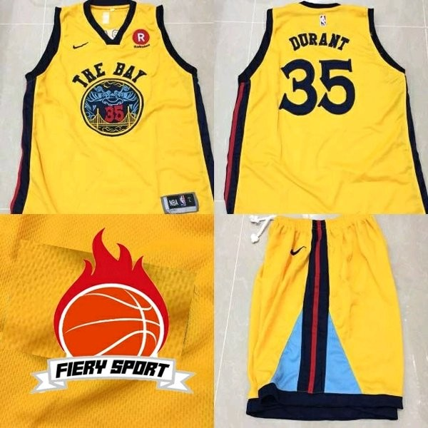 99e000419 Jual Jersey Basket The Bay Kevin Durant - oriniestore