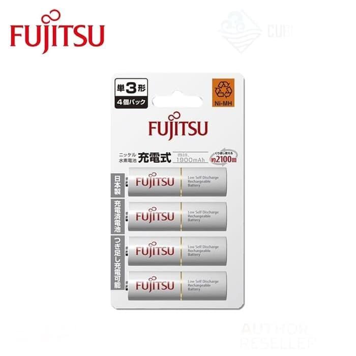 Foto Produk Fujitsu Baterai Charger A2 1900 mAh Bp4 dari RedSkyonline